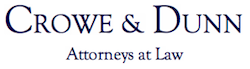 Crowe & Dunn Attorneys at Law